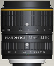 BALAJI OPTICS | 50 MM F-MOUNT LENSES | 35 MM F MOUNT LENS |